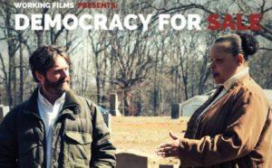 """Democracy for Sale"" Film Premier"