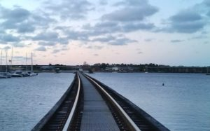 Trent River Railroad Bridge, New Bern, NC