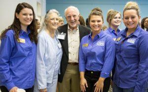 Hursts and Craven Community College Ambassadors