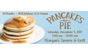 Pancakes for PIE