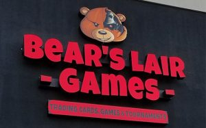 Bear's Lair Games
