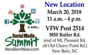 Social Media Summit - VFW #2514