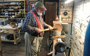 Woodturning Demonstration
