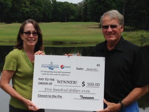 Golf Tournament Pamlico Community College Foundation