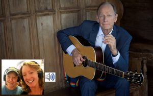 Livingston Taylor interview with Lisa Bisbee-Lentz and Wendy Card