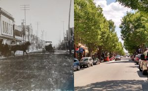 New Bern Then and Now