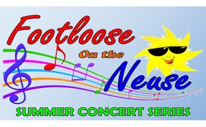 Footloose on the Neuse