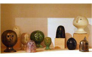 Heads by Carolyn Curran
