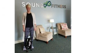 Brooke White - Sound Fitness