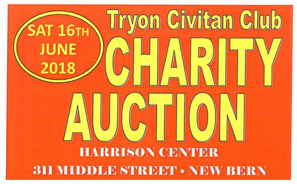 Tryon Civitan Club Charity Auction
