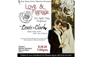 Love and Marriage with Lewis n' Clark