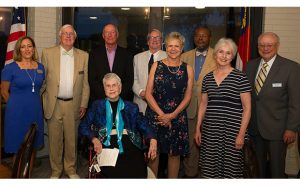 New Bern Historical Soceity Awards Banquet