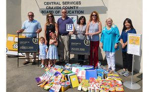 Century 21 Zaytoun-Raines - PIE Stuff The Bus