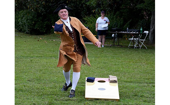 Tryon Palace's Governor's Challenge Cornhole Fundraiser