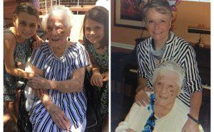 Celebrate Lorette Gauvin 105th Birthday