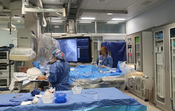 CarolinaEast Cardiac Cath Lab