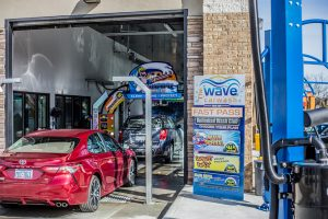 Wave Car Wash New Bern