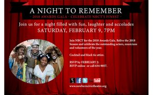 New Bern Civic Theatre Awards Gala