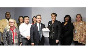 Wells Fargo Technology Grant - PIE