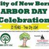 City of New Bern Arbor Day