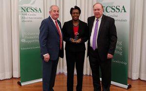 Dr. Sam Houston Leadership Award Winner
