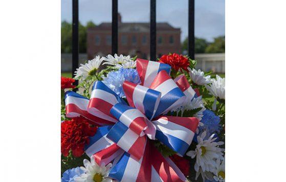 Memorial Day at Tryon Palace