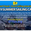 Edward Teach Youth Sailing Association Summer Camps