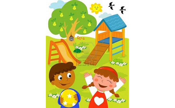 Kidsville Playground Community Build