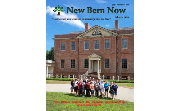 New Bern Now Magazine - 10th Anniversary Edition 2019