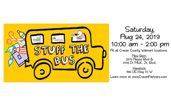 Stuff the Bus 2019
