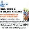 BBQ, Beer, & Brant Island Strings