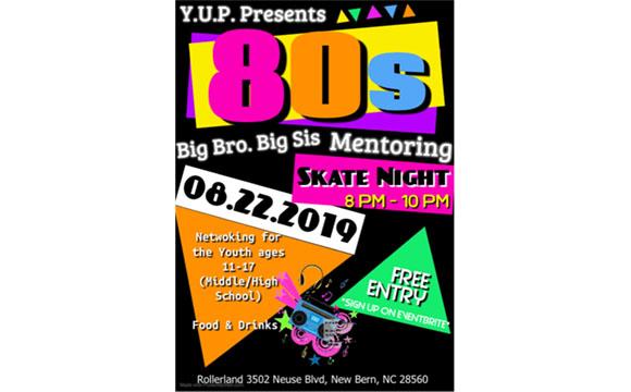 YUP Big Bro - Sis Skate Night