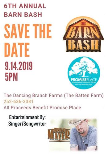 6th Annual Barn Bash