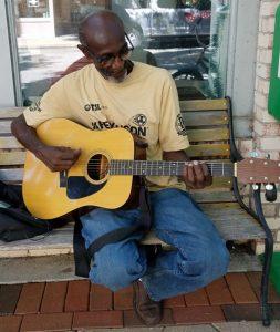 New Bern's Music Man Howard