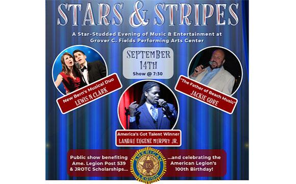Stars & Stripes Performance