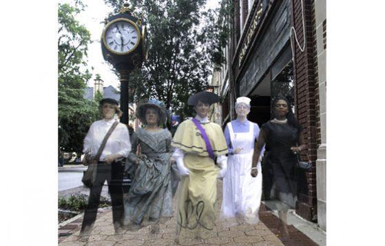Ghostwalk Spirited Ladies