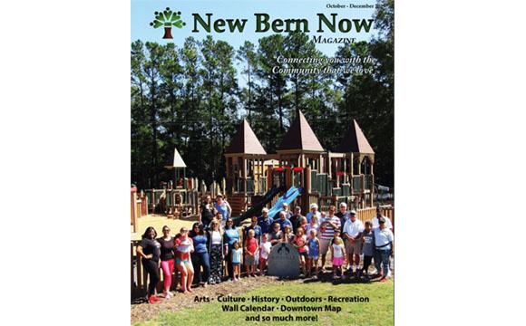 New Bern Now Magazine - 4th Qtr 2019