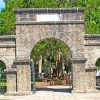 Weeping Arch Gate