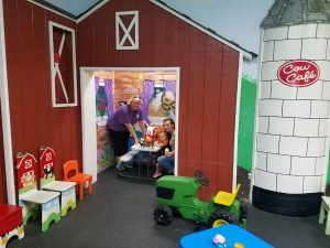 Cow Cafe Barnyard