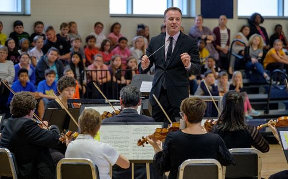 NC Symphony Music Education Residency