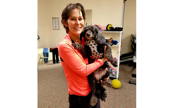 Rhonda Tennant - Healing Paws Canine Massage Therapy