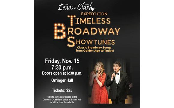 Timeless Broadway Tunes - Lewis n Clark