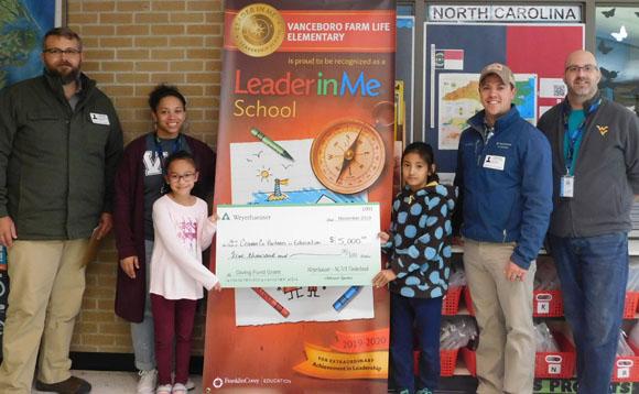 Weyerhaeuser Foundation Grant