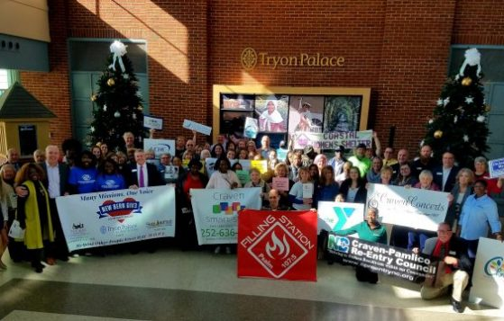 New Bern Giving Tuesday 2019