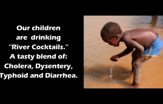 Arts to End Genocide - Drinking Water