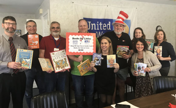 Books for Littles Drive