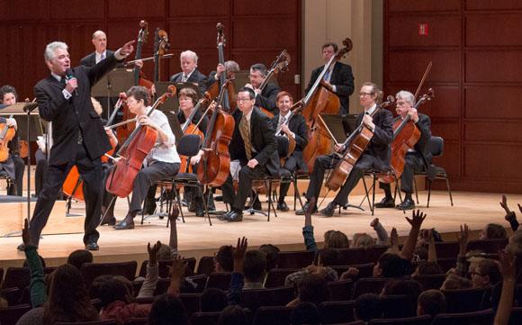 North Carolina Symphony Concert
