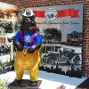 Firemen's Museum Bear